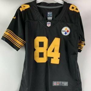 Nike NFL Antonio Brown #84 Pittsburgh Steelers L